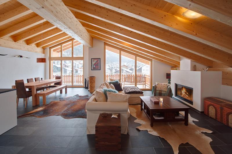 Zora, Sleeps 6 - Image 1 - Zermatt - rentals