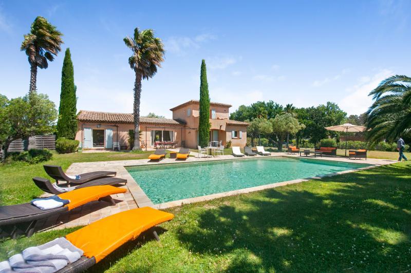 Villa Fiffa - Image 1 - Ramatuelle - rentals