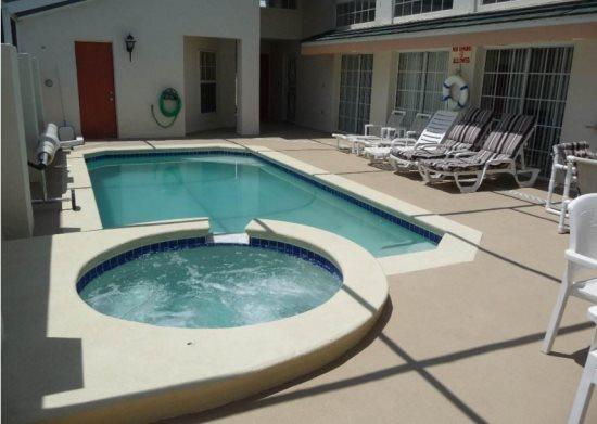 Spacious 4 Bedroom Pool Home in Lindfeld`s Reserve. 8813CC - Image 1 - Orlando - rentals