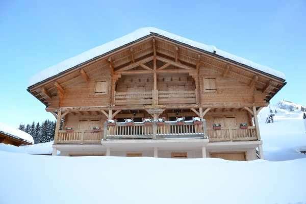 CHALET MAIGRET/CLOUSEAU 10 rooms 20 persons - Image 1 - Le Grand-Bornand - rentals