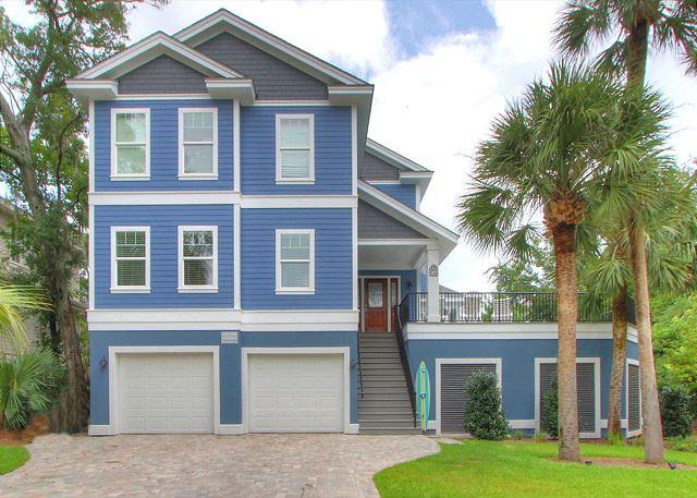 Exterior - 27 Pelican- 5/27-6/3 & 6/17-24 Week Available. Book Now! - Hilton Head - rentals