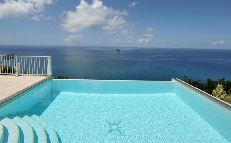 Manon - Ideal for Couples and Families, Beautiful Pool and Beach - Image 1 - Anse des Flamands - rentals