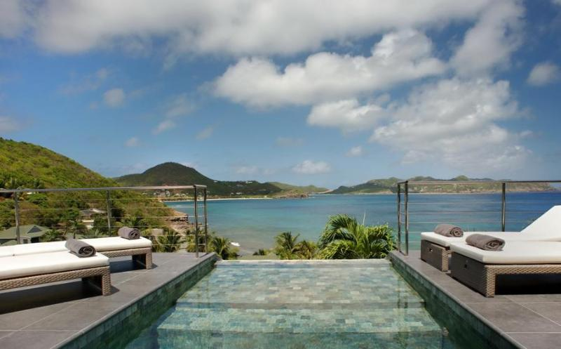 Enjoy the most beautiful sunsets in St. Barts from Pointe Milou - Image 1 - Pointe Milou - rentals