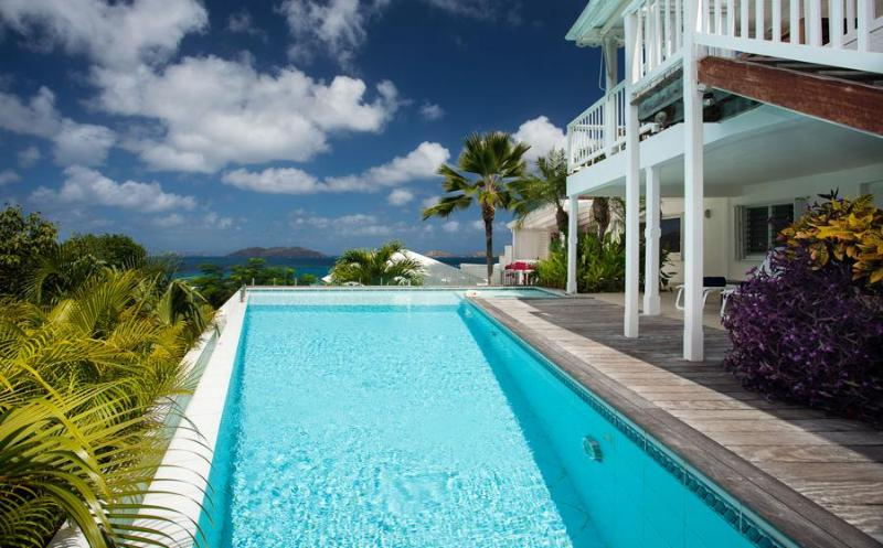 Luz - Ideal for Couples and Families, Beautiful Pool and Beach - Image 1 - Saint Barthelemy - rentals