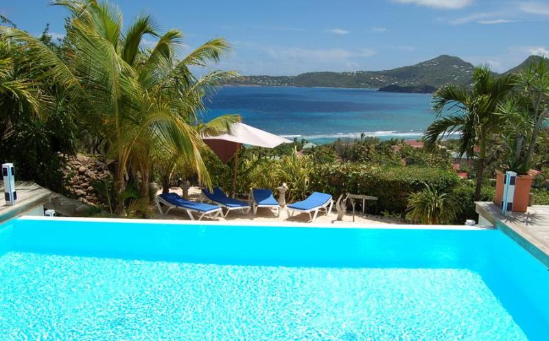 Micalao - Ideal for Couples and Families, Beautiful Pool and Beach - Image 1 - Anse Des Cayes - rentals