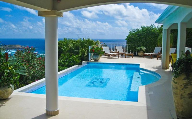 Maracuja - Ideal for Couples and Families, Beautiful Pool and Beach - Image 1 - Vitet - rentals