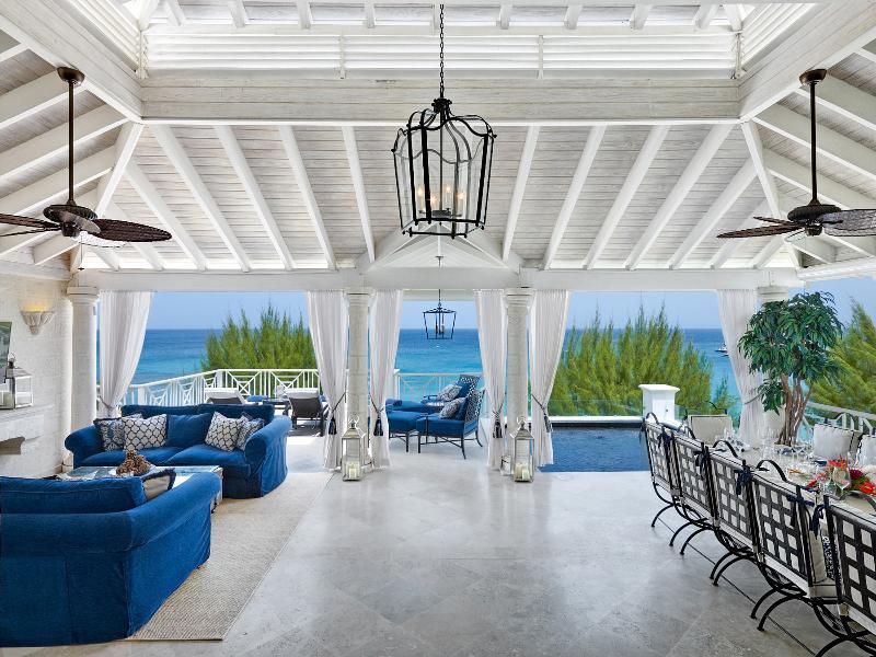 Stylish Beachfront Penthouse - Image 1 - Holder's Hill - rentals