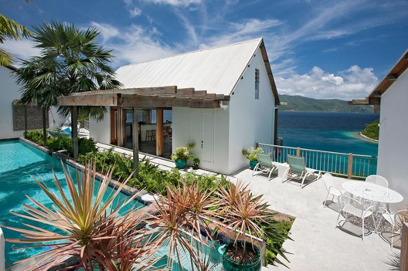Retreat - Ideal for Couples and Families, Beautiful Pool and Beach - Image 1 - Saint John - rentals