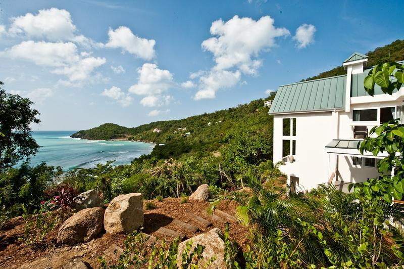 Refuge - Ideal for Couples and Families, Beautiful Pool and Beach - Image 1 - Tortola - rentals