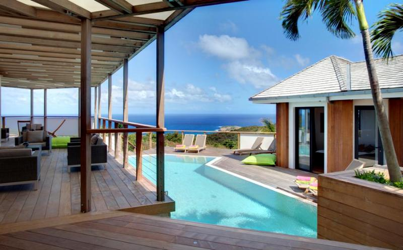 Soleimane - Ideal for Couples and Families, Beautiful Pool and Beach - Image 1 - Saint Barthelemy - rentals