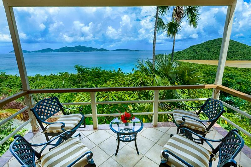 Tara - Ideal for Couples and Families, Beautiful Pool and Beach - Image 1 - Tortola - rentals