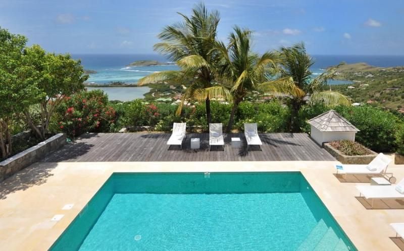 Tatiana - Ideal for Couples and Families, Beautiful Pool and Beach - Image 1 - Saint Barthelemy - rentals