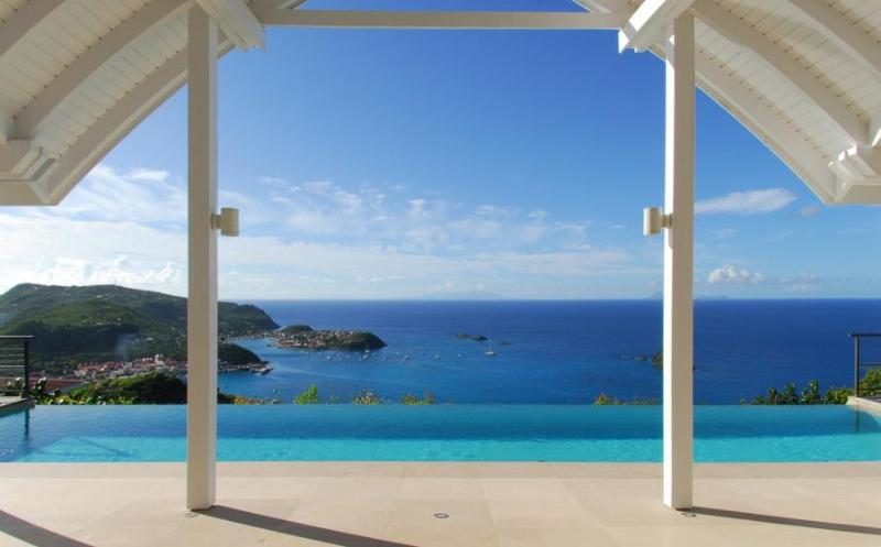 The View - Ideal for Couples and Families, Beautiful Pool and Beach - Image 1 - Anse des Flamands - rentals