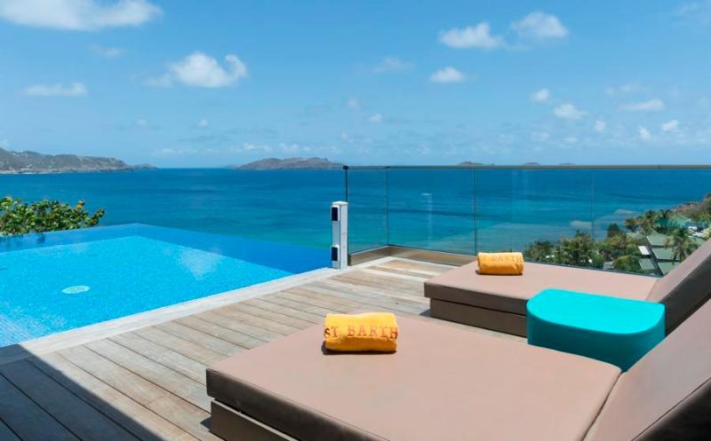 Stunning Ocean Views - Image 1 - Pointe Milou - rentals