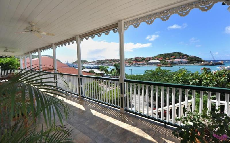Located at the entrance to the Gustavia Harbour - Image 1 - Gustavia - rentals