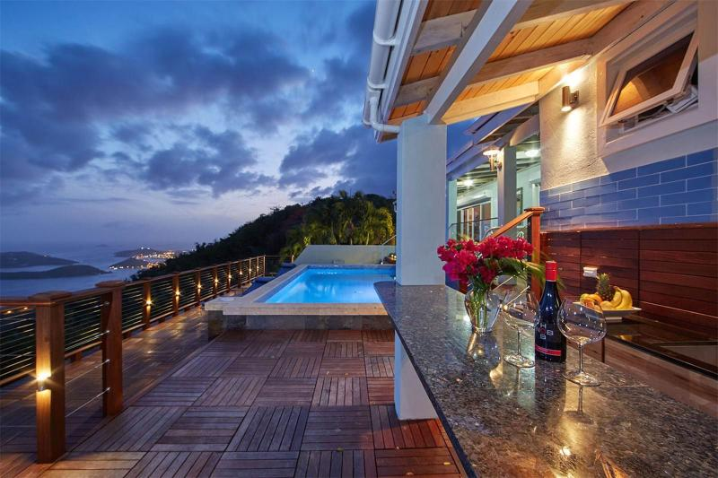 Villa Altamira  |  St. Thomas, USVI  |  3 Bedrooms, 2.5 Bathrooms - Image 1 - Saint Thomas - rentals