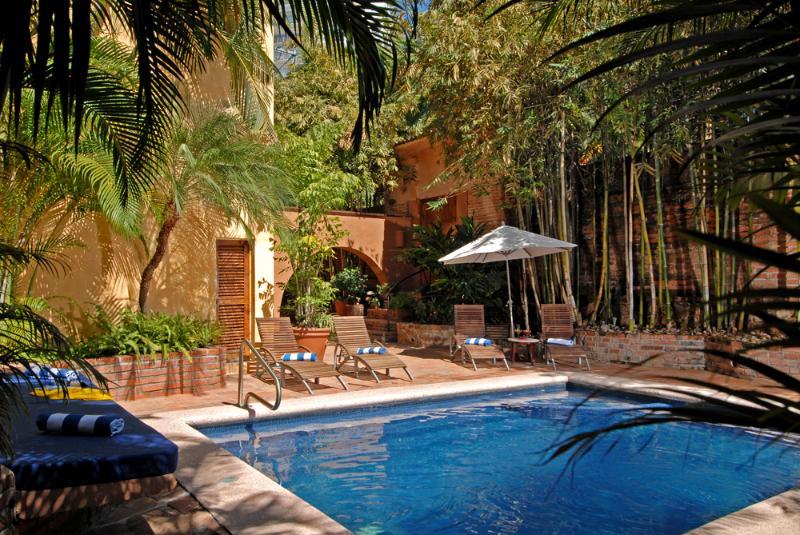Private Villa just a few blocks from popular Los Muertos Beach - Image 1 - Puerto Vallarta - rentals