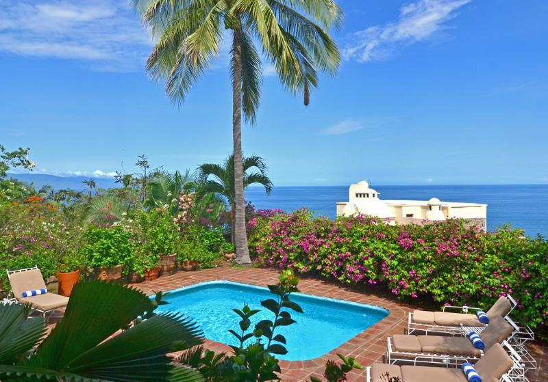 Charming Villa Surrounded by Tropical Gardens - Image 1 - Puerto Vallarta - rentals