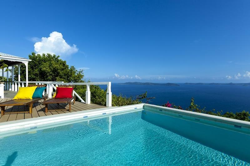 Beautiful south coast villa - Image 1 - Tortola - rentals