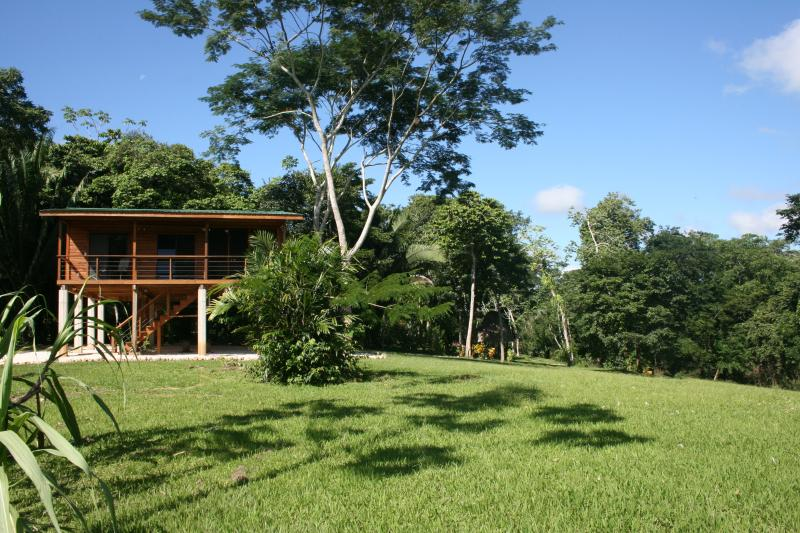 Casa Alta - Exterior / Sun deck - Secluded River & Jungle Oasis - Casita Alta - Belmopan - rentals