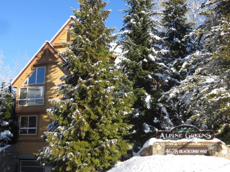 Alpine Greens #24 - Image 1 - Whistler - rentals