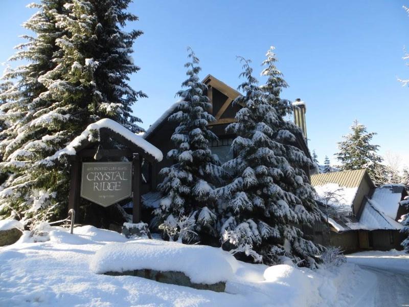 Crystal Ridge #11 - Image 1 - Whistler - rentals