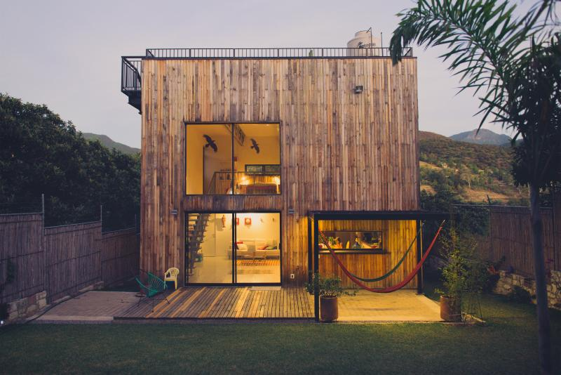 The Wooden Box Modern Architecture | Amazing Views - Image 1 - San Agustin Etla - rentals