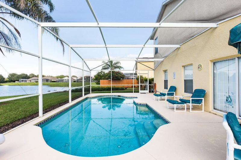 The Pool - Lake View Dream Villa - Davenport - rentals