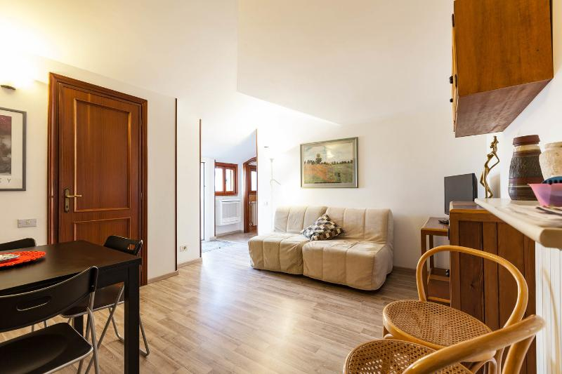 Living Room - Under the stars - Rome - rentals