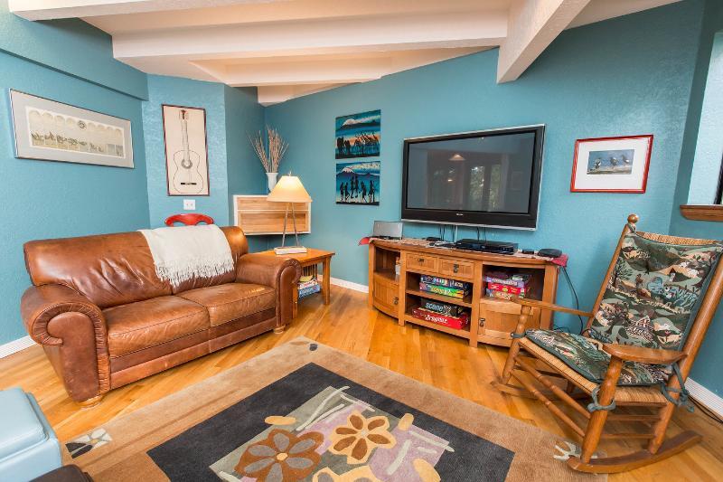 Living Room - Seattle Urban Retreat - Seattle - rentals