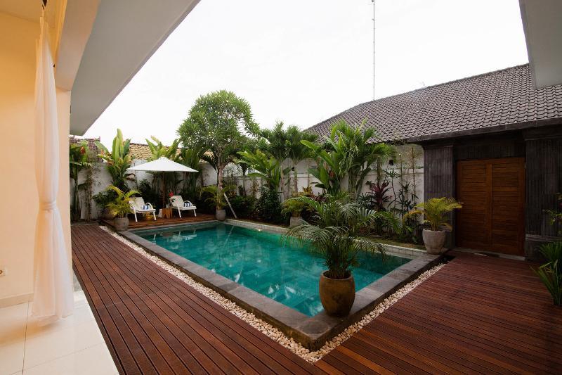 The Pool - Villa Allegra, Luxury 3 bedroom Villa Oberio - Seminyak - rentals