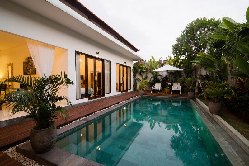 The Pool - Villa Allegra, Luxury 3 bedroom Villa Oberio - Seminyak - rentals