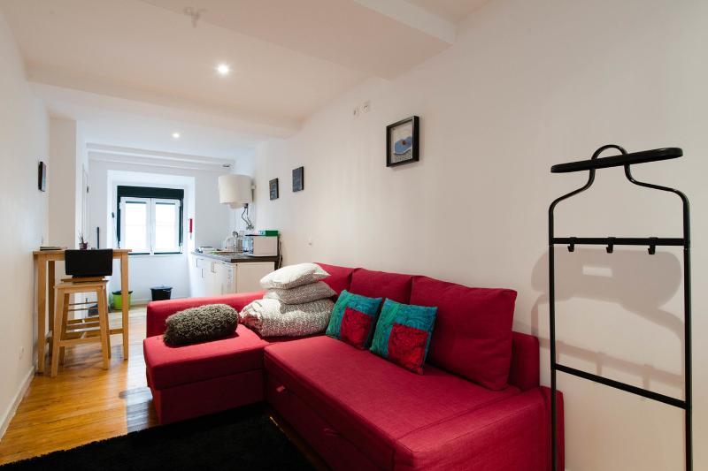 The Master Bedroom - STUDIO Be 1 of Us Bairro Alto Santa Catarina - Lisbon - rentals