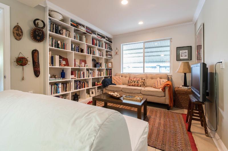 Living Room - Oasis on Brickell Neighborhood - Coconut Grove - rentals