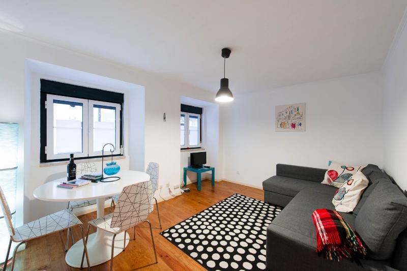 Living Room - Be one of us @ Santa Catarina Central Lisbon - Lisbon - rentals