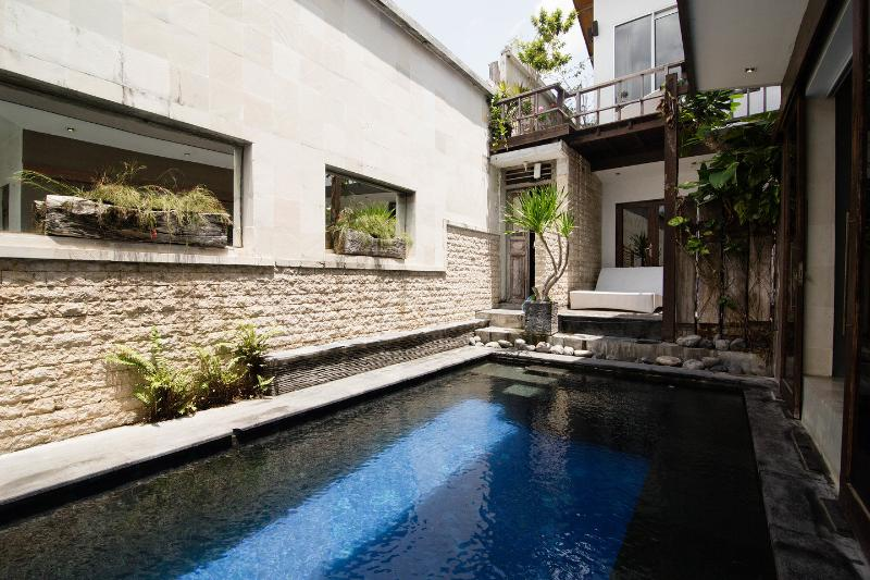 The Pool - Villa Naree 2 with pool, Batubelig, Seminyak - Kuta - rentals