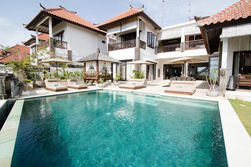 The Pool - Luxury 4 bedroom Villa - Bali - rentals