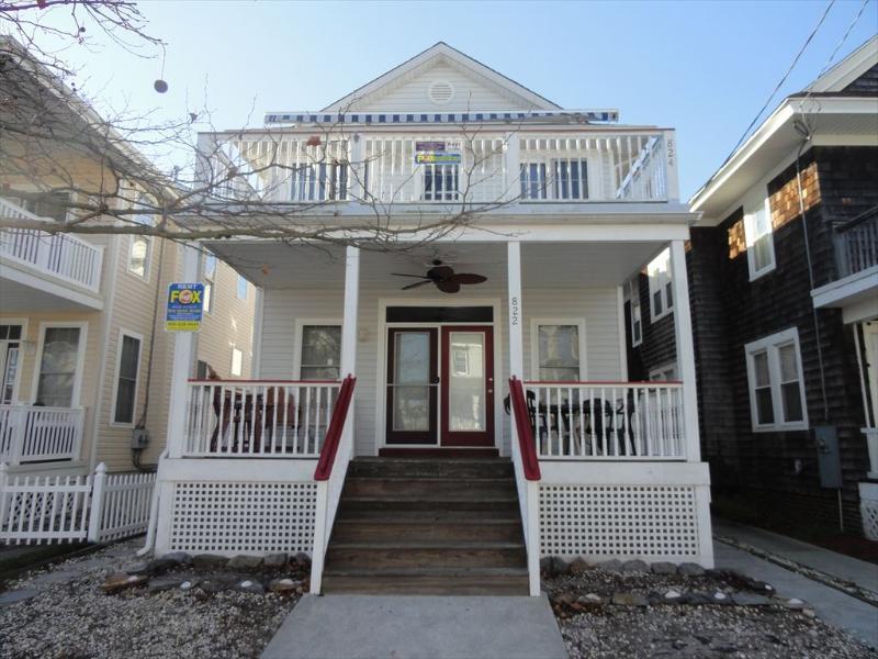 822 4th Street 1st Floor 112709 - Image 1 - Ocean City - rentals