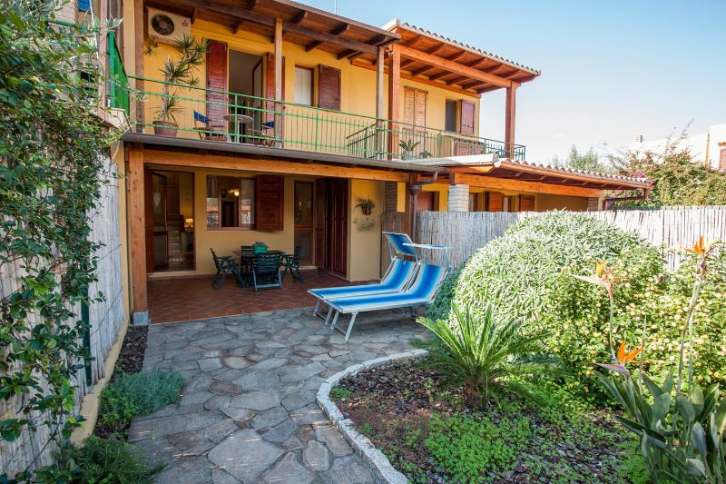 Garden - Strelitzia Holiday House - Quartu Sant'Elena - Quartu Sant Elena - rentals