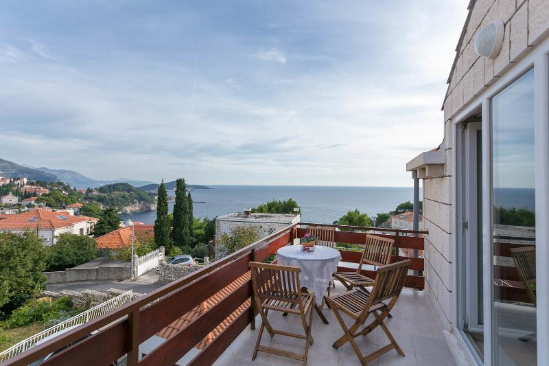 Terrace - Apartment Lise - Dubrovnik - rentals
