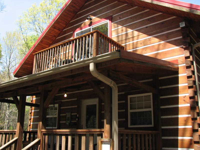 Ashby Woods, where the best memories are made - Ashby Cabins - Ashby Woods - Logan - rentals