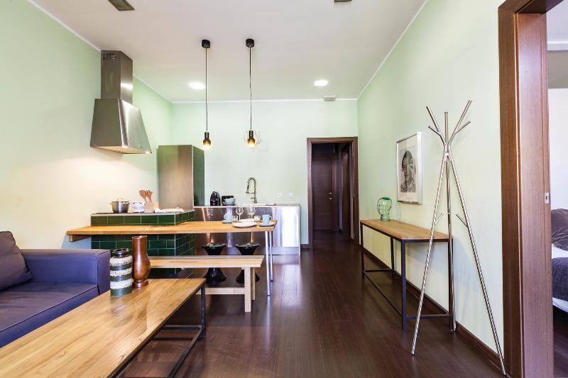 Living Room - Avenida Diagonal cv1 - Barcelona - rentals