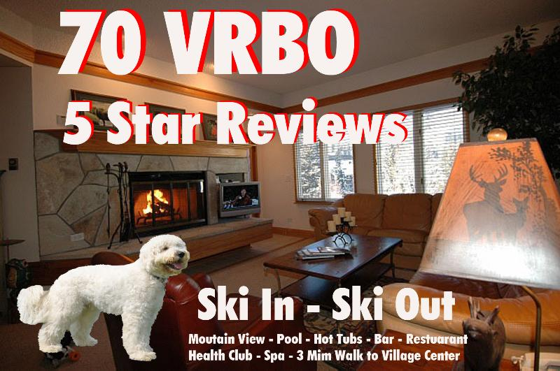 The highest reviewed condo in Beaver Creek - SKI IN/OUT Beaver Creek Lux 2 Bdm  60 5 Star Revws - Beaver Creek - rentals