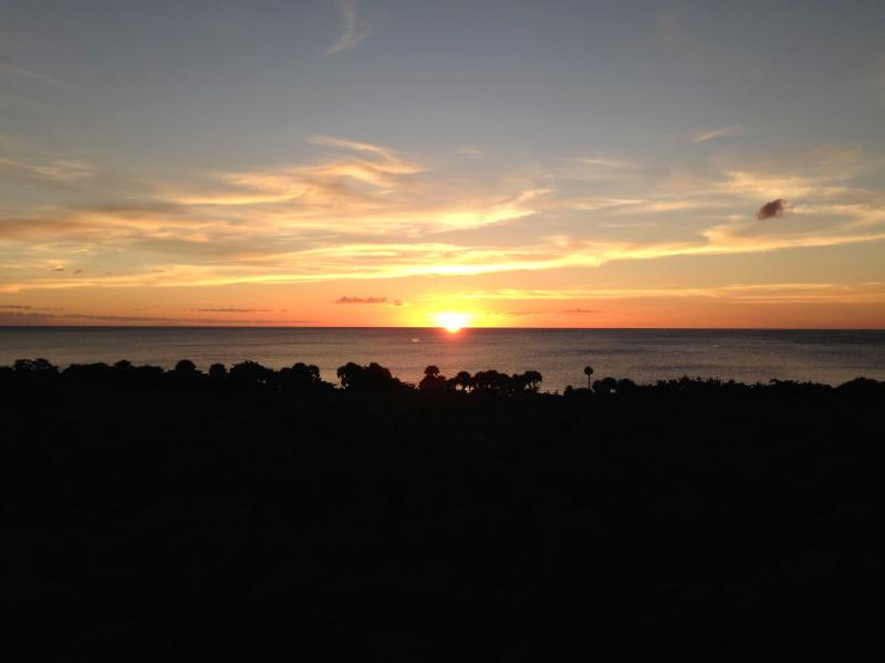 End of your day toasting the sunset from the lanai - 2 Bedroom Beach Condo Vanderbilt Beach Naples Fl - Naples - rentals