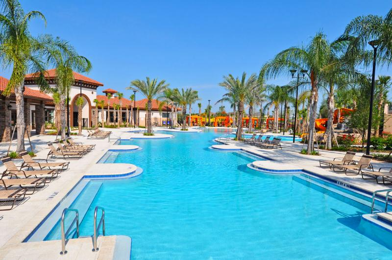 Solterra Resort 5Bd TownHome-Pool, WiFi- Frm$175nt - Image 1 - Orlando - rentals