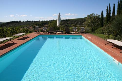 Casa Ferruzzi 3 - Image 1 - Chianti - rentals