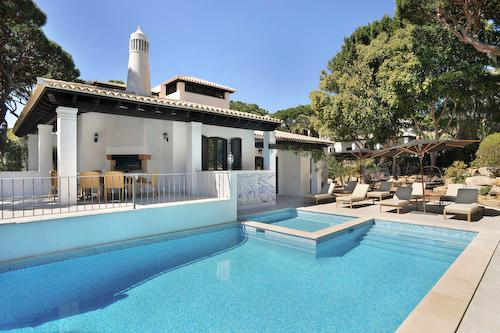 Pine Cliffs Villa, With Pool Heating - Image 1 - Olhos de Agua - rentals