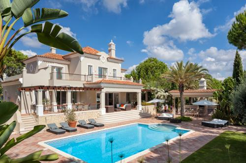 Villa Campainha, 4 Bedroom Rental - Image 1 - Algarve - rentals