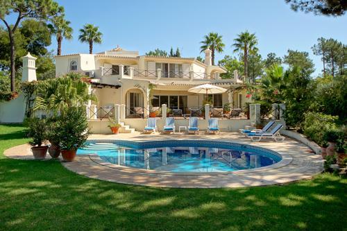 Villa  Monte Golfe - Image 1 - Algarve - rentals