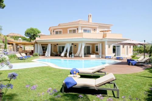 Villa Marina, 5 Bedroom Rental - Image 1 - Algarve - rentals